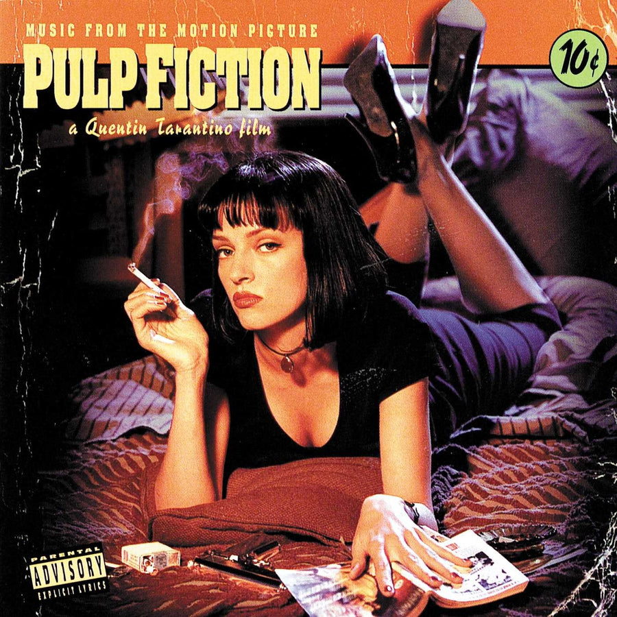 "VARIOUS ARTISTS ""Pulp Fiction Soundtrack"" LP"