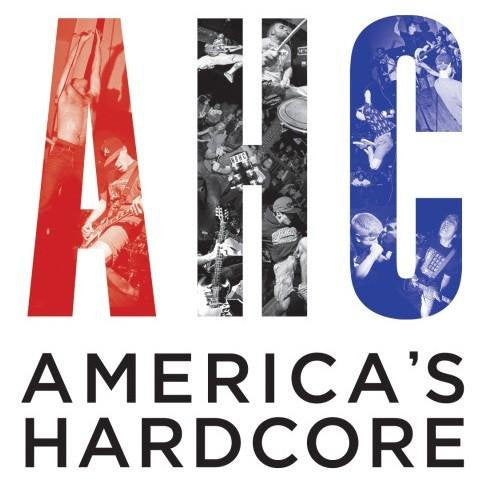 "AMERICA'S HARDCORE COMPILATION ""Vol. 4"" LP"