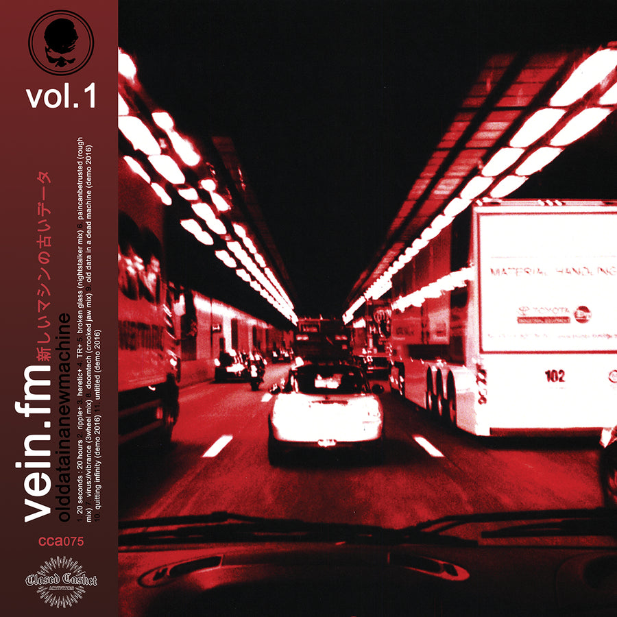 "VEIN.FM ""Old Data In A New Machine Vol. 1"" CD"