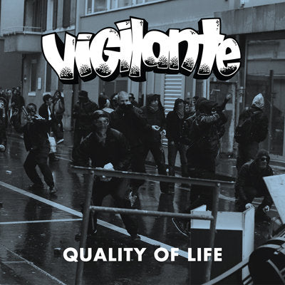 "VIGILANTE ""Quality Of Life"" LP"