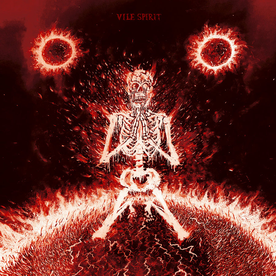 "VILE SPIRIT ""Scorched Earth"" LP"