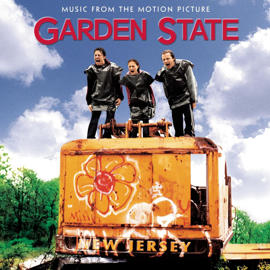 "VARIOUS ARTISTS ""Garden State: Music From The Motion Picture"" 2xLP"