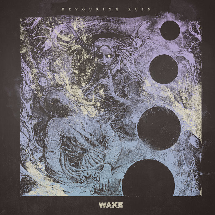 "WAKE ""Devourin Ruin"" LP"