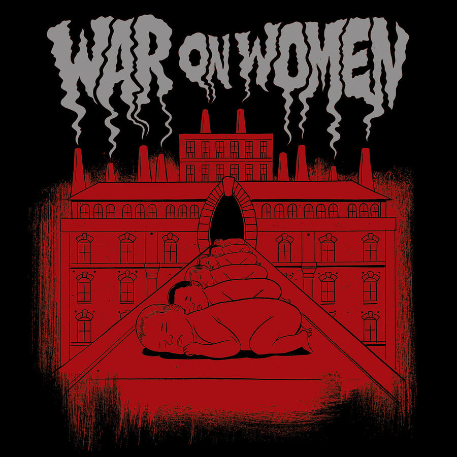 "WAR ON WOMEN ""War On Women"" LP"