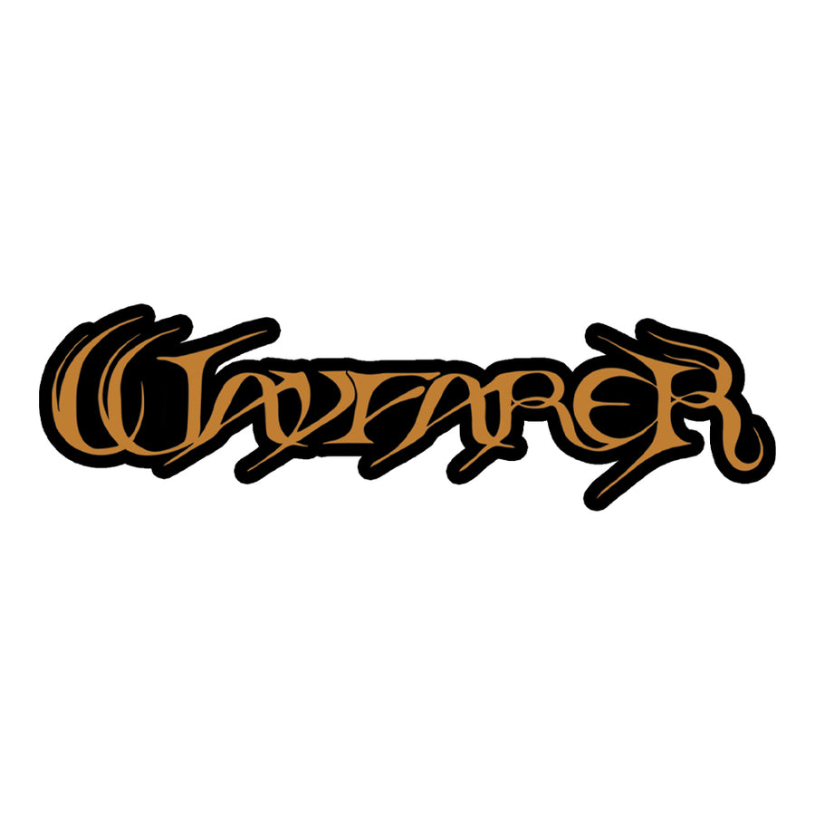 "WAYFARER ""Logo"" Patch"