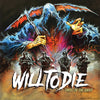 "WILL TO DIE ""Twist Of The Knife"" CD"