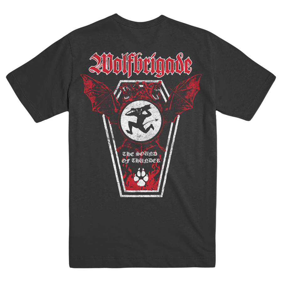 "WOLFBRIGADE ""Sound of Thunder"" T-Shirt"