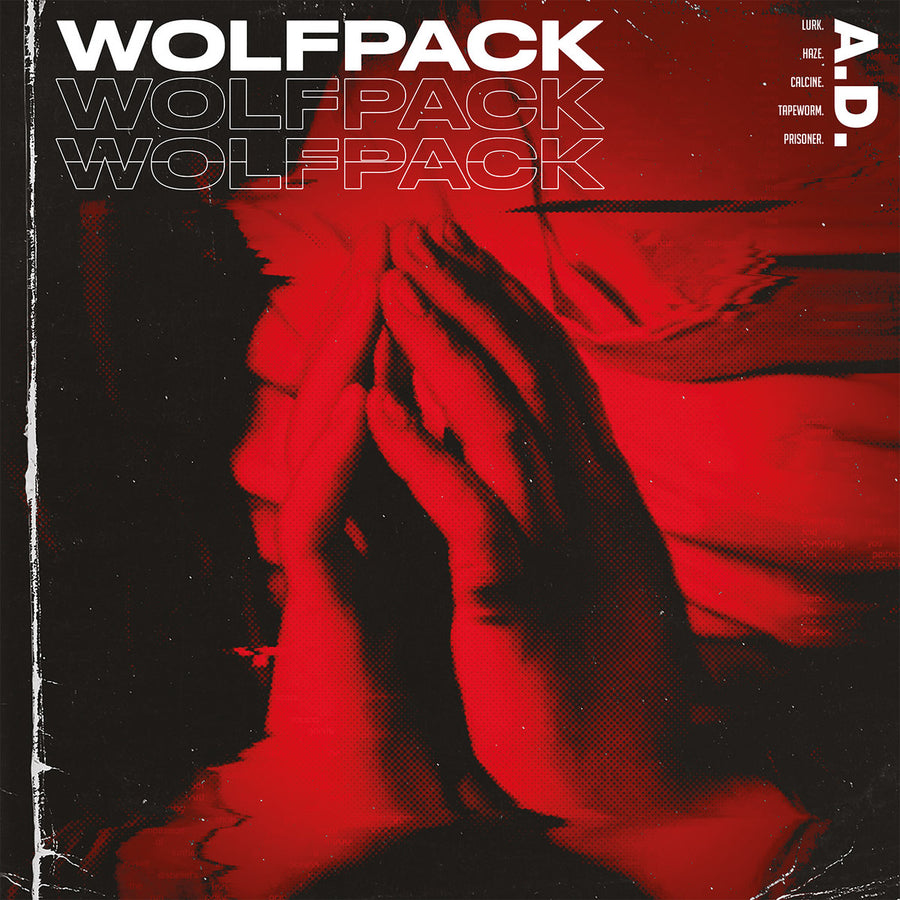 "WOLFPACK ""A.D."" CD"