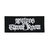 "WOLVES IN THE THRONE ROOM ""Name"" Patch"