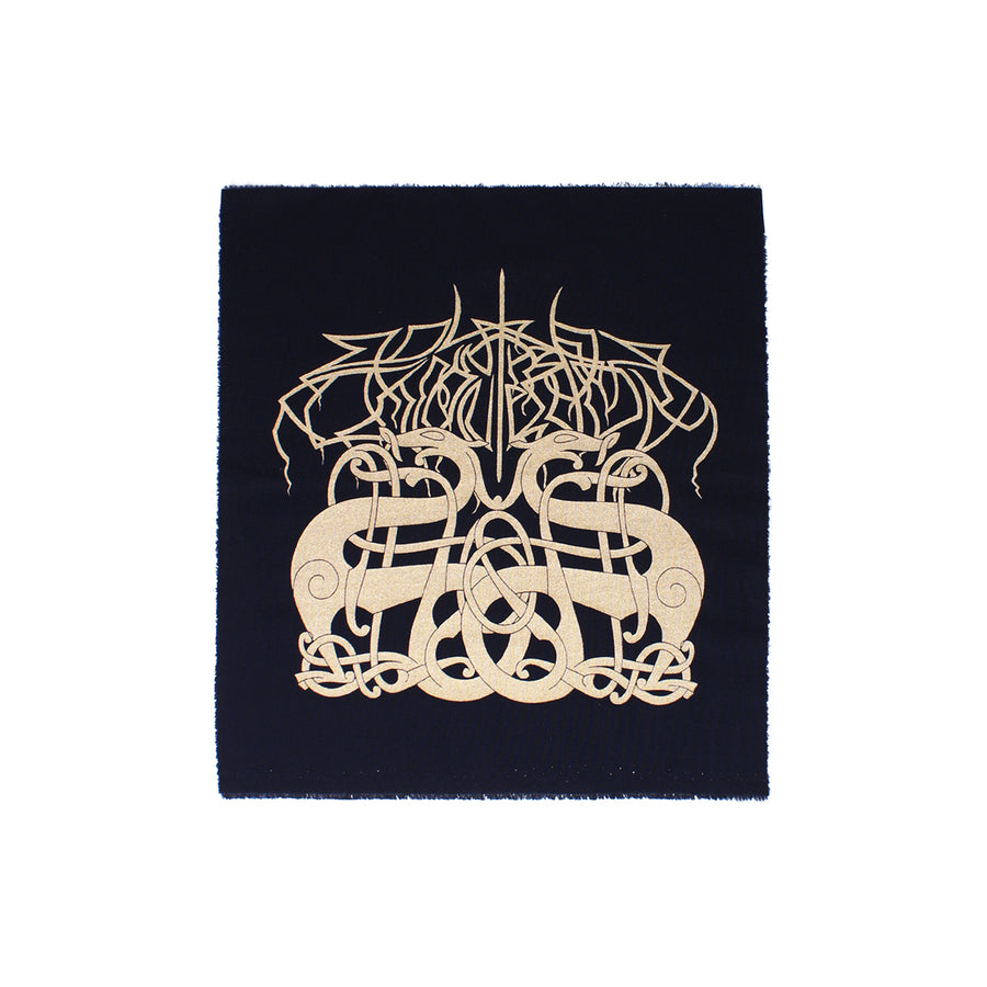 "WOLVES IN THE THRONE ROOM ""Snakes"" Backpatch"