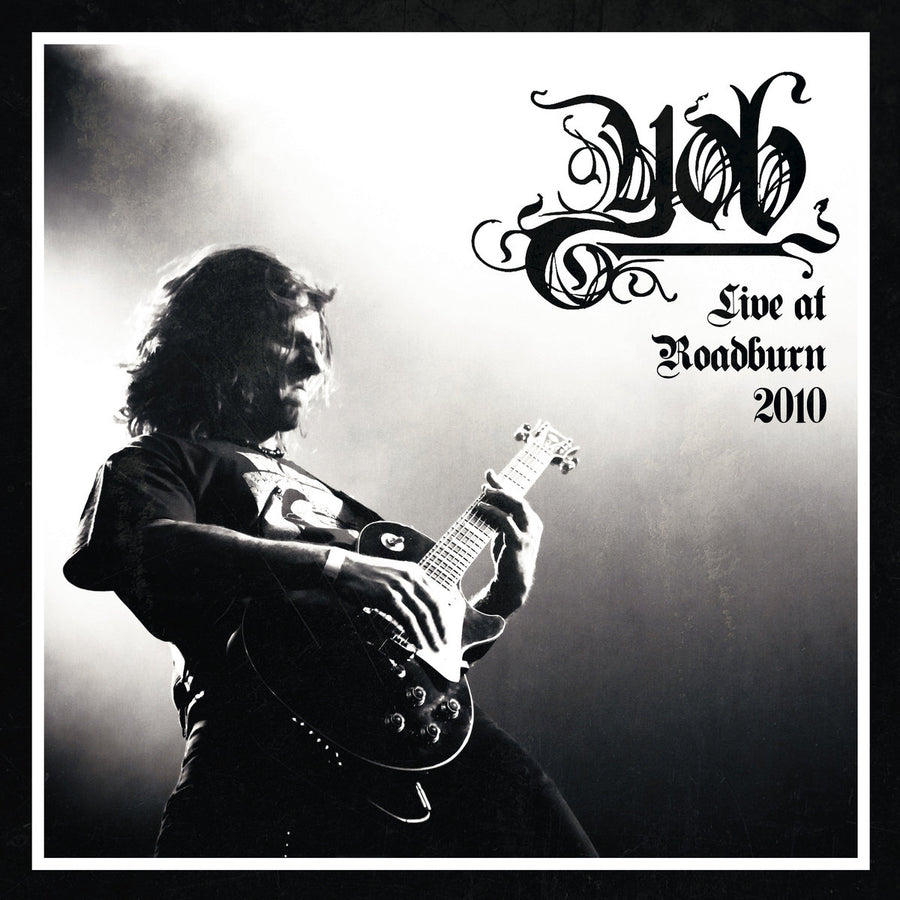 "YOB ""Live At Roadburn 2010"" 2xLP"