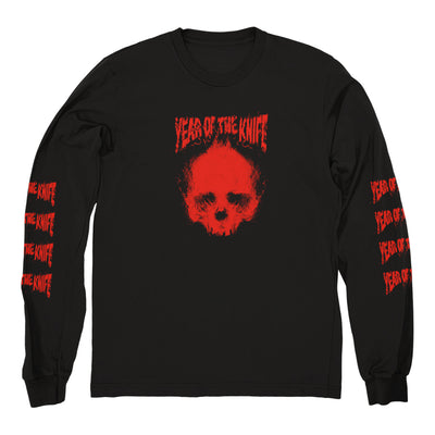 "YEAR OF THE KNIFE ""Fatal"" Longsleeve"