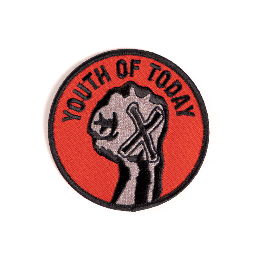 "YOUTH OF TODAY ""Fist"" Patch"