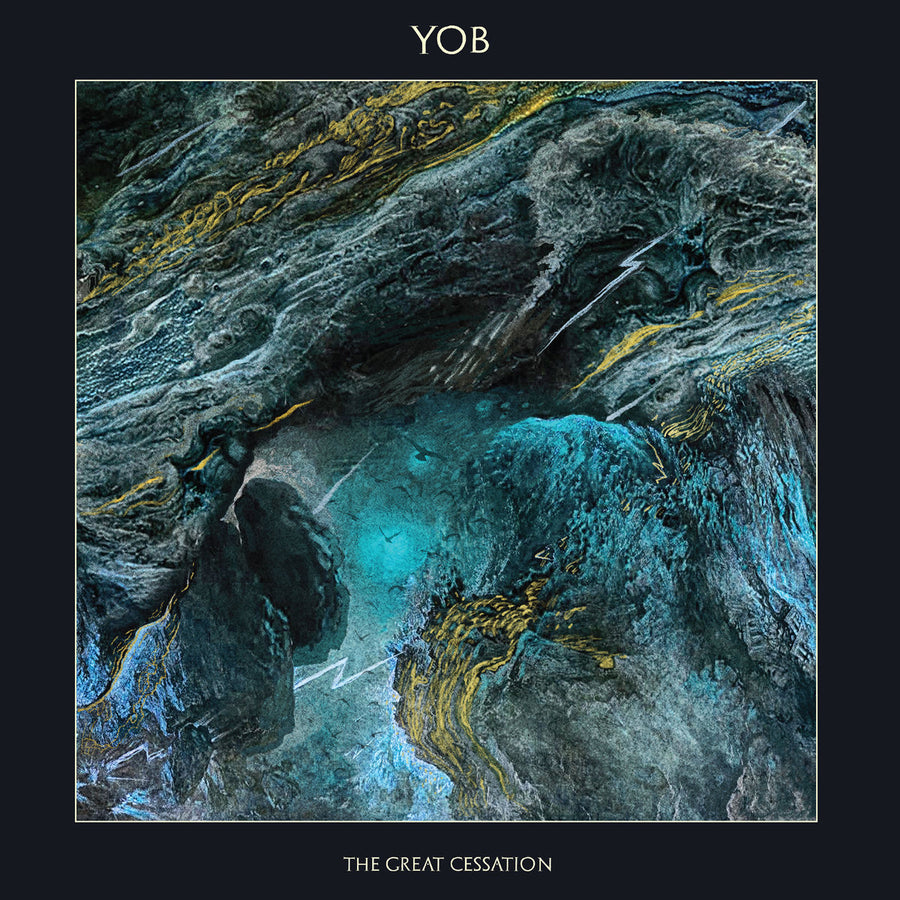 "YOB ""The Great Cessation (Reissue)"" CD"