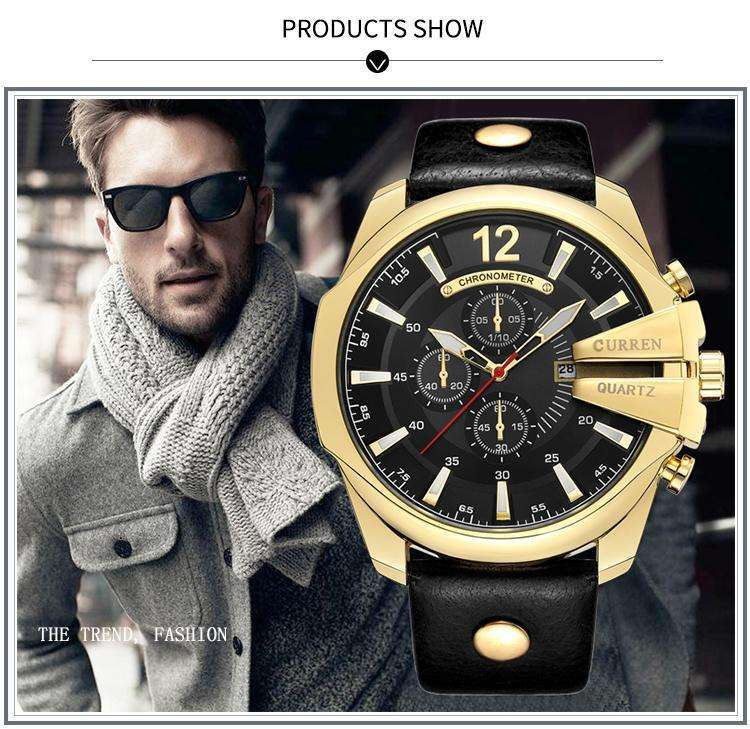 Fashion Luxury Brand Watch