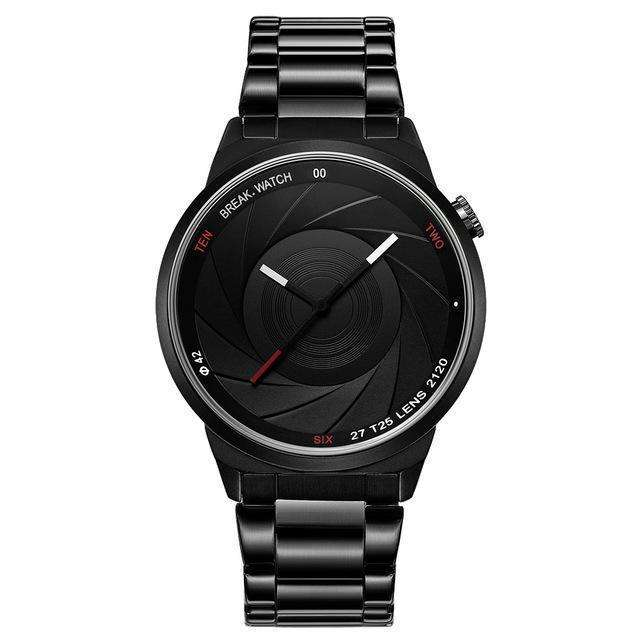 LIMITED EDITION Photographer Series Stainless Steel Watch