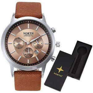 Luxury Unisex Watch By NORTH