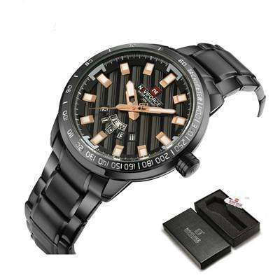 Naviforce Stainless Steel Watch