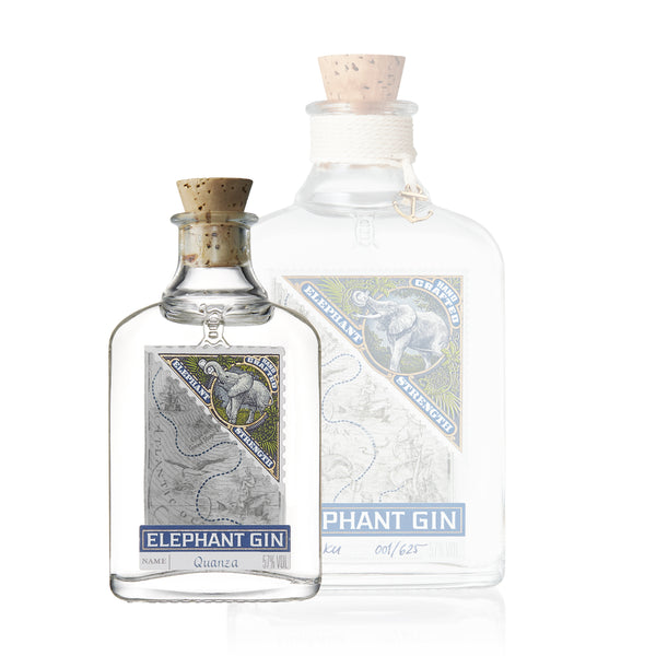 Elephant Strength Gin 50 ml