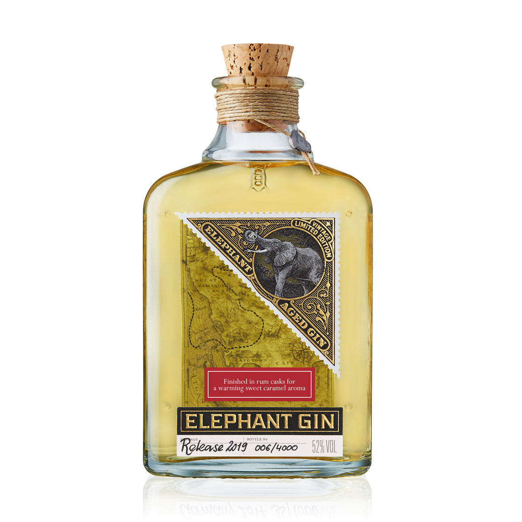 Elephant Aged Gin II 500ml
