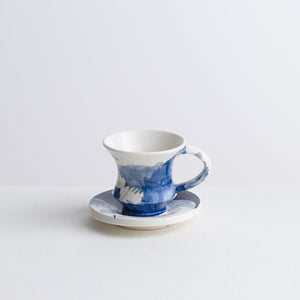 Billie Collection - Espresso Cup w/ Saucer