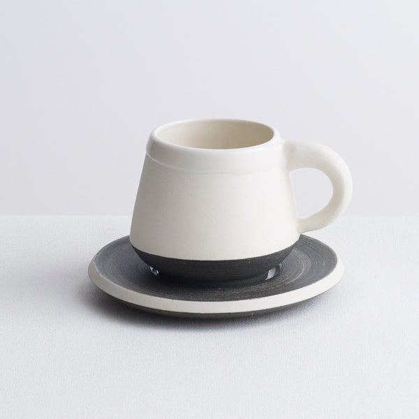 Kate Collection - Espresso Cup w/ Saucer