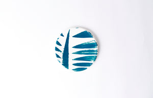 Palm Collection - Round Plate