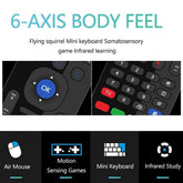 MX3 Pro Air Remote Mouse 2.4G Remote Control for all android TV BOX, Pcs