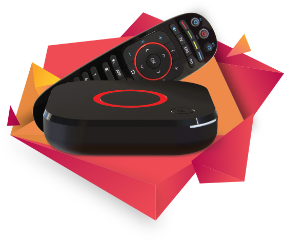 IPTV UHD ANDROID SET-TOP BOX 4K MAG 425A Built in Wifi