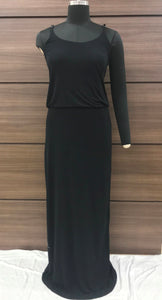 Blouson Maxi Dress