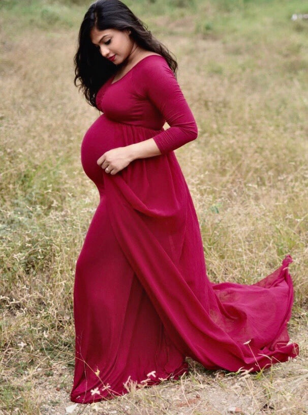 Grace Maternity Dress