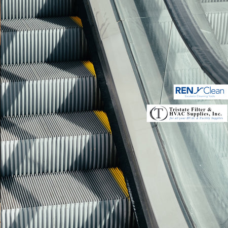 REN Clean Handrail UV Sterilizer