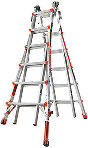 ALUM LADDER #300 26' REVOLUT