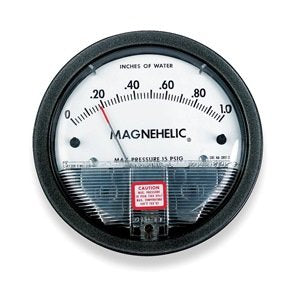 MAGNEHELIC  DIFF PRESS GUAGE - Tristate Filter & HVAC Supplies, Inc.