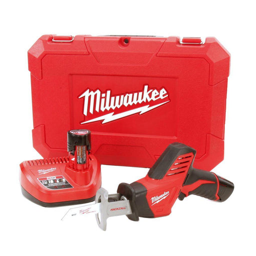 MILWAUKEE 12V HACKZALL KIT - Tristate Filter & HVAC Supplies, Inc.