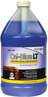 CAL-BLUE LT, GAS LEAK DETECTOR