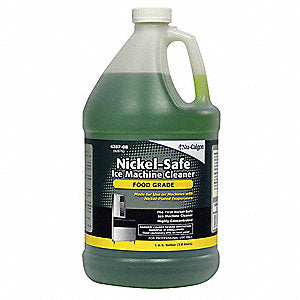 NICKEL SAFE ICE MACHINE CLEANER 1 GALLON