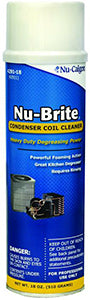 Nu-Brite Condensor Coil Cleaner, 18 Oz. Aersol Can