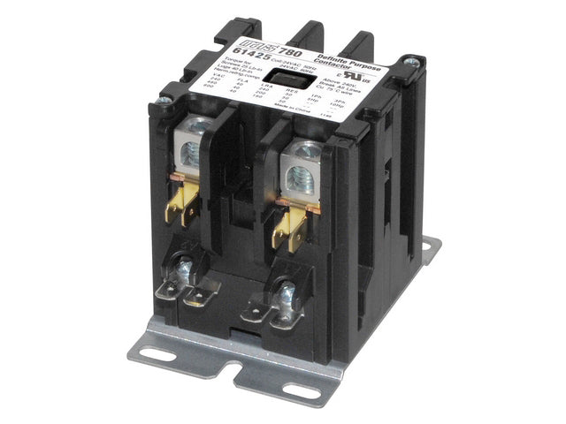61462 CONTACTOR, 50A 3PL 208V - Tristate Filter & HVAC Supplies, Inc.