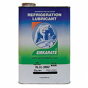 EMKARATE POLYESTER OIL 1 GALLON - Tristate Filter & HVAC Supplies, Inc.