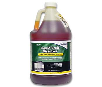 SCALE DISSOLVER, LIQUID 1 GALLON