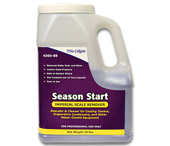 SEASON START SCALE REMOVER - NU CALGON - Tristate Filter & HVAC Supplies, Inc.