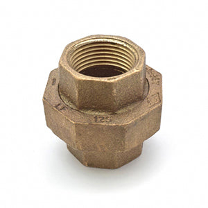 BRASS UNION, 1/2ID 5/8OD - Tristate Filter & HVAC Supplies, Inc.