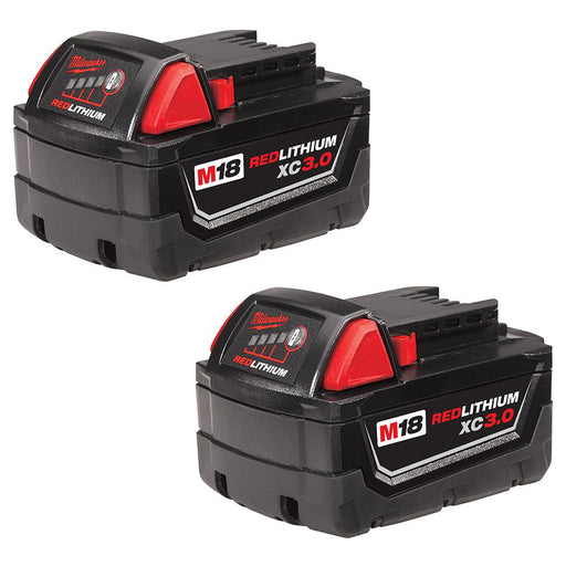 M18 XC3.0 BATTERY 2-PACK - Tristate Filter & HVAC Supplies, Inc.