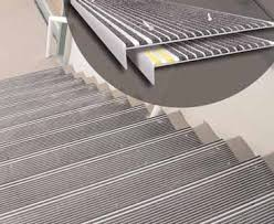 "Stairmaster® Safety Renovation Treads TYPE 511 X 72"" (6') ALL BLACK - Tristate Filter & HVAC Supplies, Inc."