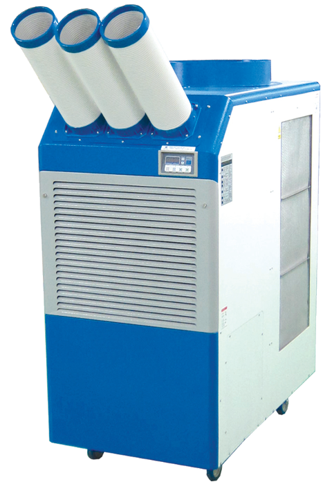 29KBTU 230/1/60 PORTABLE A/C - Tristate Filter & HVAC Supplies, Inc.
