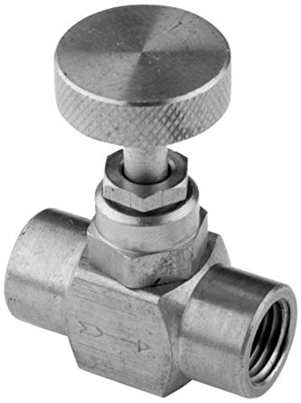 "NEEDLE VALVE FXF 1/4"" 2000"" - Tristate Filter & HVAC Supplies, Inc."