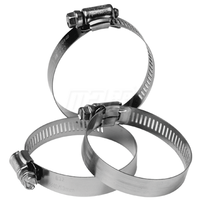"HOSE CLAMP (24) 1'-2"" DIAMETER - Tristate Filter & HVAC Supplies, Inc."