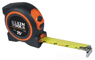 Double Hook Magnetic Tape Measure, 25-Foot - Tristate Filter & HVAC Supplies, Inc.