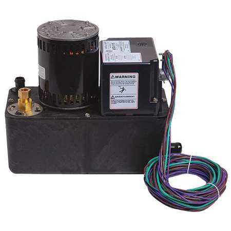 COND PUMP 115V 60' 1GL W/X HT - Tristate Filter & HVAC Supplies, Inc.